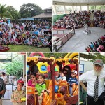 4000 Children Attend Tzivos Hashem Family Fun Day
