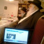 Shluchim Farbreng in Crown Heights