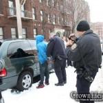 Group of Jews Apprehend Car Burglar