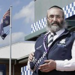 Rabbi, Volunteer Chaplain Recognized for Community Work