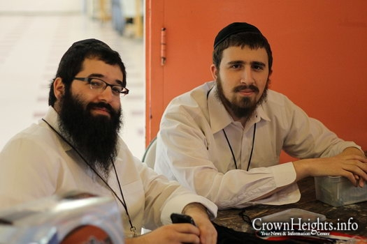Photos: Gan Israel NY Campers Reunite
