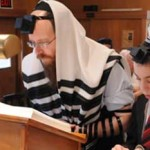Third-Generation Bar Mitzvah at a 100-Year-Old Shul