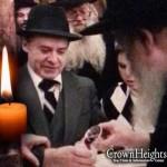 Boruch Dayan Hoemes: Reb Yehuda Hans OBM