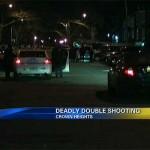 Man Shot and Killed on President Street