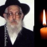 Boruch Dayan Hoemes: R. Yosef Dov Krinsky OBM