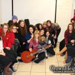 Music Month at Bnos Chomesh