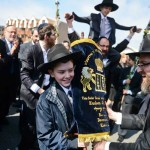 Long Beach Celebrates New Torah, in the Face of Sandy Devastation
