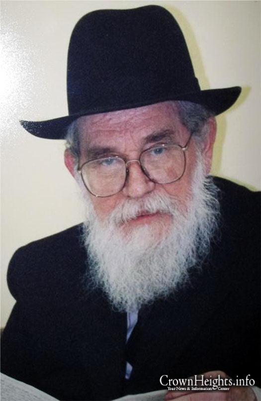 Rabbi Friedman In Kew Gardens Hills: Our Heroes: Reb Yaakov Moshe Friedman (1924-2004
