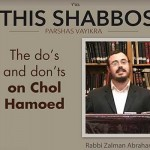 Shabbos at the Besht: Do's and Don'ts on Chol Hamoed