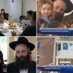 Shluchim Innaugurate New Chabad House with Sons Upshern