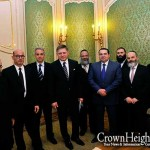 "Slovakia PM: ""Historical Jewish Sites are an Integral Part of Our Heritage"""