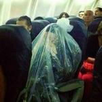 El Al Says Photo Of Bag-Wearing Man 10 Years Old