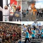 Over 6000 Unite in Buenos Aires for Lag Baomer Parade