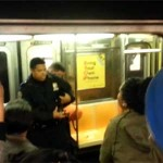 Hate Crime Arrest Causes Pandemonium on Subway