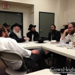 Virginia Shluchim Host Workshop with R. Manis Friedman