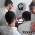 Yeshiva Bochurim Find a New Way to Spend Breaks