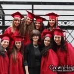 Bnos Chomesh 2013 Students Graduate
