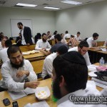 Crown Heights Youth, In Yeshiva and Out, Join for Torah Study