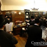 Davening Times For Gimmel Tammuz in the Rebbe's House and Room in 770