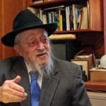 Rabbi Hershel Fogelman, Senior Chabad Emissary, 91