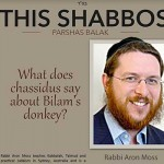 Shabbos at the Besht: Chassidus and Bilams Donkey