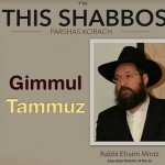 This Shabbos at the Besht: Gimmel Tammuz