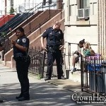 Community, Shomrim Assist Police in Apprehending Assailants