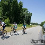 Cross Country Bikers Reach Ohio