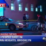 Four Injured in Drive-By Shooting