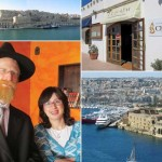 Chabad on the Harbor: A Visit to Malta
