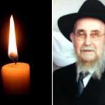 Boruch Dayan Ho'emes: Reb Gershon Chanowitz, 91