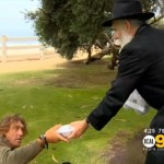 Rabbi Offers Food, Hope For Homeless In Santa Monica