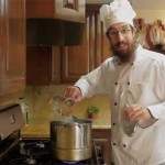 Video: Matzah Ball Soup (In a hurry)