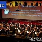 Video: Orchestra Performs Alter Rebbe's Niggun