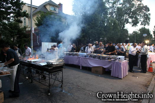File Photo: The annual Crown Heights-Flatbush RCCS barbecue.