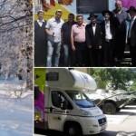 'Synagogue-on-Wheels' Heads Deep into Siberia