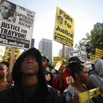 NYPD Arrests Protesters at Rally Against Zimmerman