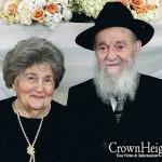 Boruch Dayan Hoemes: Mrs. Yente Light, 93, OBM