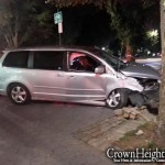 Teenager Critically Injured in Eastern Parkway Crash