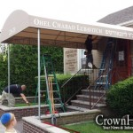 Picture of the Day: New Canopy for Ohel