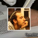 This Sunday: Siyum Sefer Torah for Kazi Benjamin