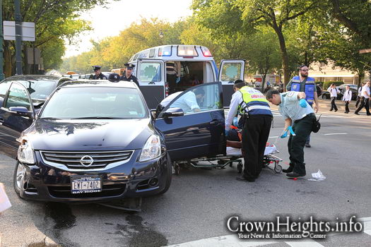 Car Crash Eastern Parkway Car Crash