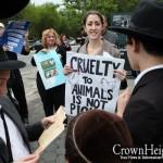 Chief Rabbi Lau: Mistreating Chicken During Kaporos Is 'Mitzvah Through Sin'