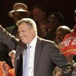 De Blasio Tops Mayoral Primary; Runoff Possible