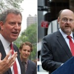NYC Votes For Mayor, De Blasio Poised For Landslide