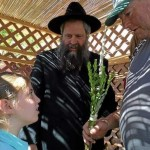Sukkah Goes Mobile for Jews of LA's Inland Empire