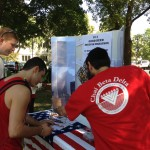 Students Honor 9/11 Victims with Good Deeds