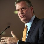Mayor De Blasio Questioned By Prosecutors
