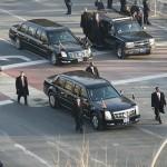 Obama's Motorcade to Travel Up Kingston Ave.