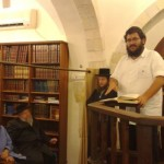 New Shluchim to the City of Our Fathers